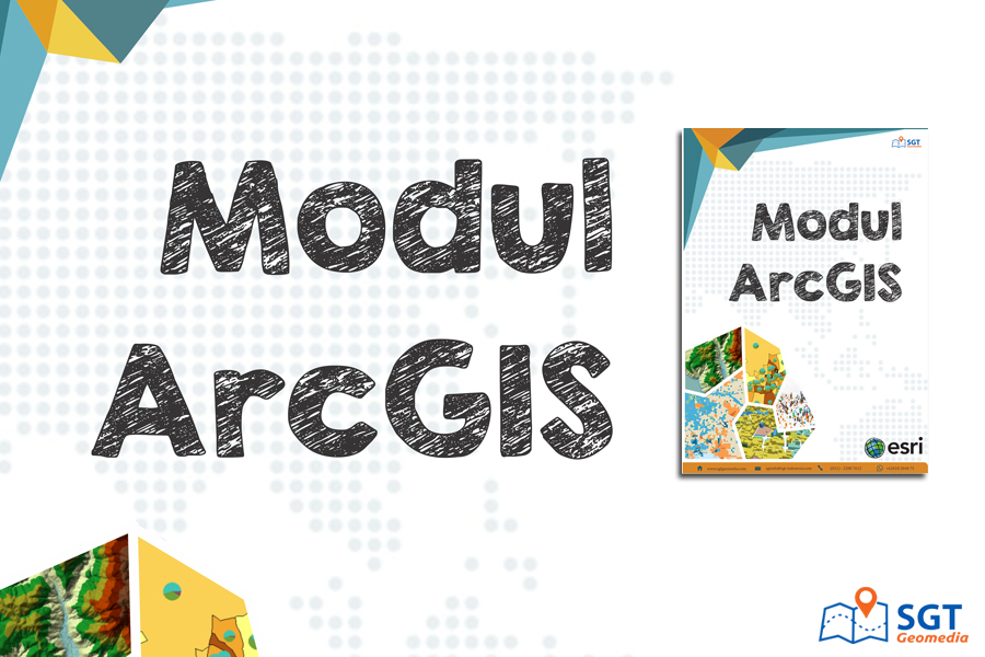 Download Modul ArcGIS Gratis