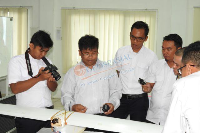Pelatihan Pemetaan Menggunakan UAV - Kota Banjarmasin