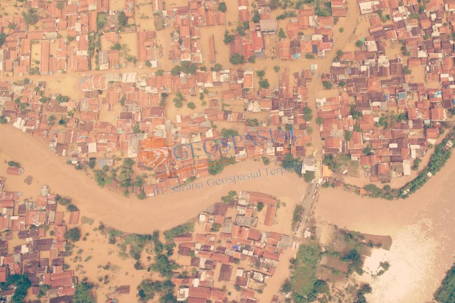 Pemetaan Cepat Banjir di Kabupaten Bandung