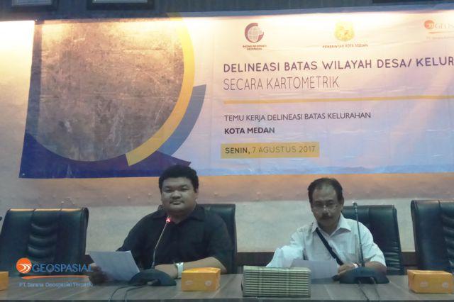 Mr. Ardhityo & Mr. Win Is Bale in Medan City
