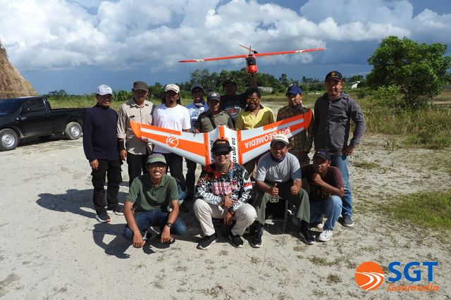 Pelatihan UAV Angkatan 3