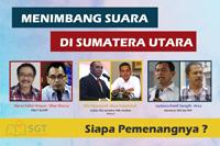 Analisis Spasial Untuk Menimbang Suara di Pilkada Sumatera Utara 2018