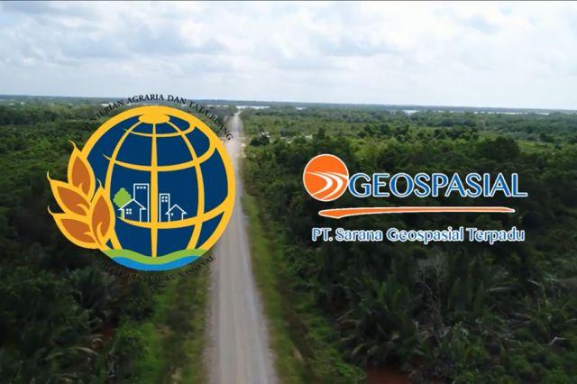 Dokumentasi Pendaftaran Tanah Sistematis Lengkap Kab. Tanjabar