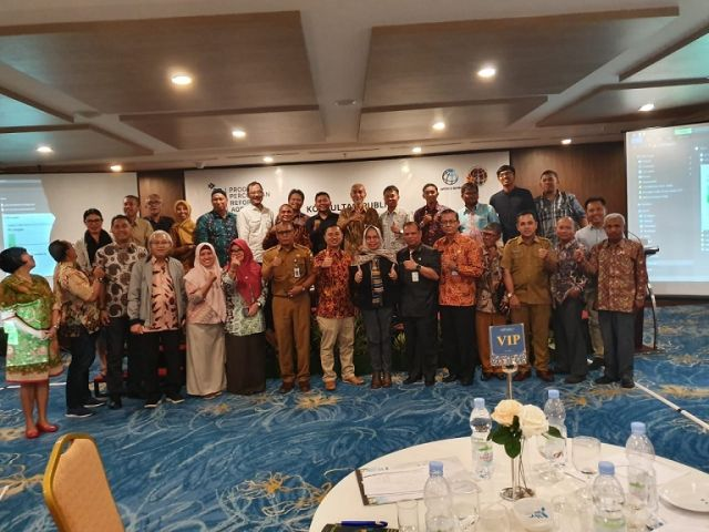 success story of pilot project FFP Muaro Jambi