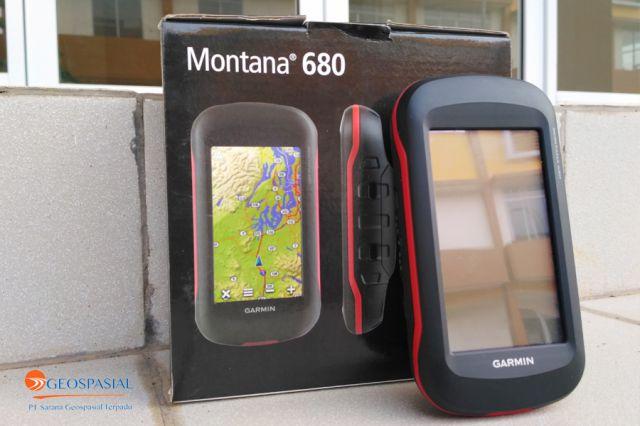 For Rent GPS Garmin Montana
