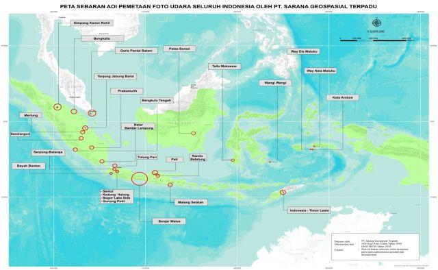SGT Geomedia Memotret Indonesia