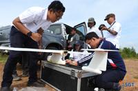 Training UAV di Banjarmasin