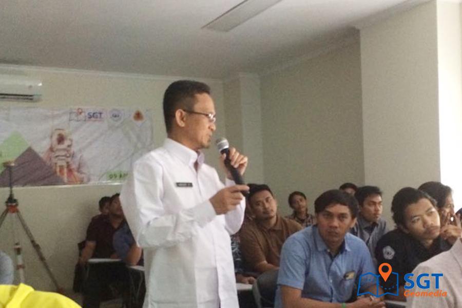 Kuliah Umum Bersama BPN di Universitas Pakuan