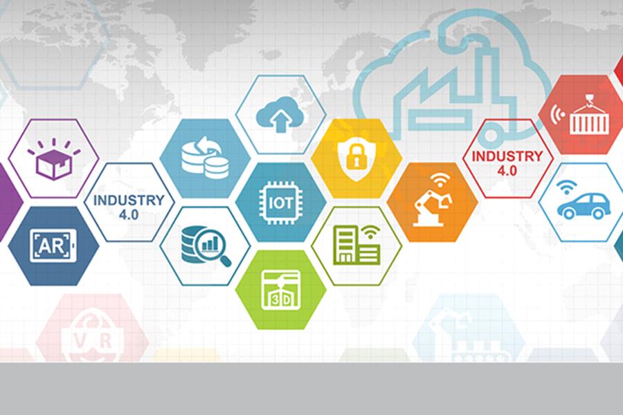 Industri 4.0 dan Perkembangan Teknologi Informasi Geospasial